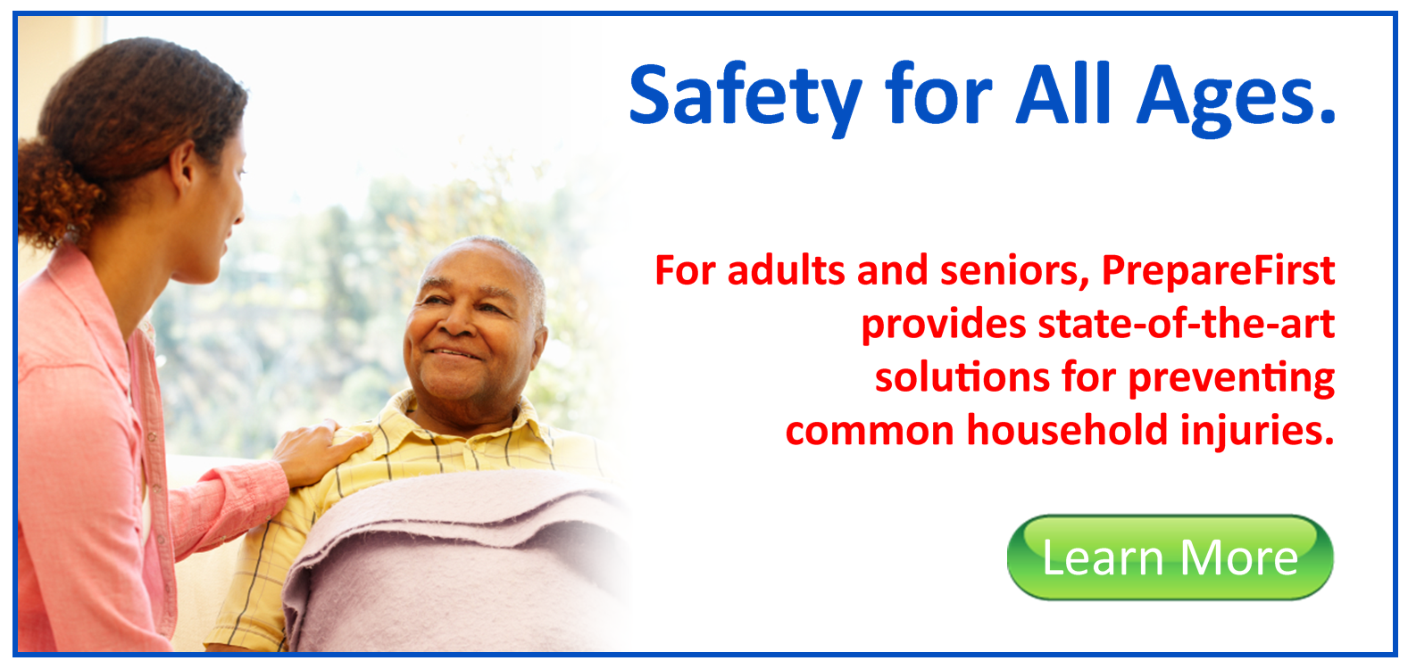 Click Here for ADULT & SENIOR SAFETY