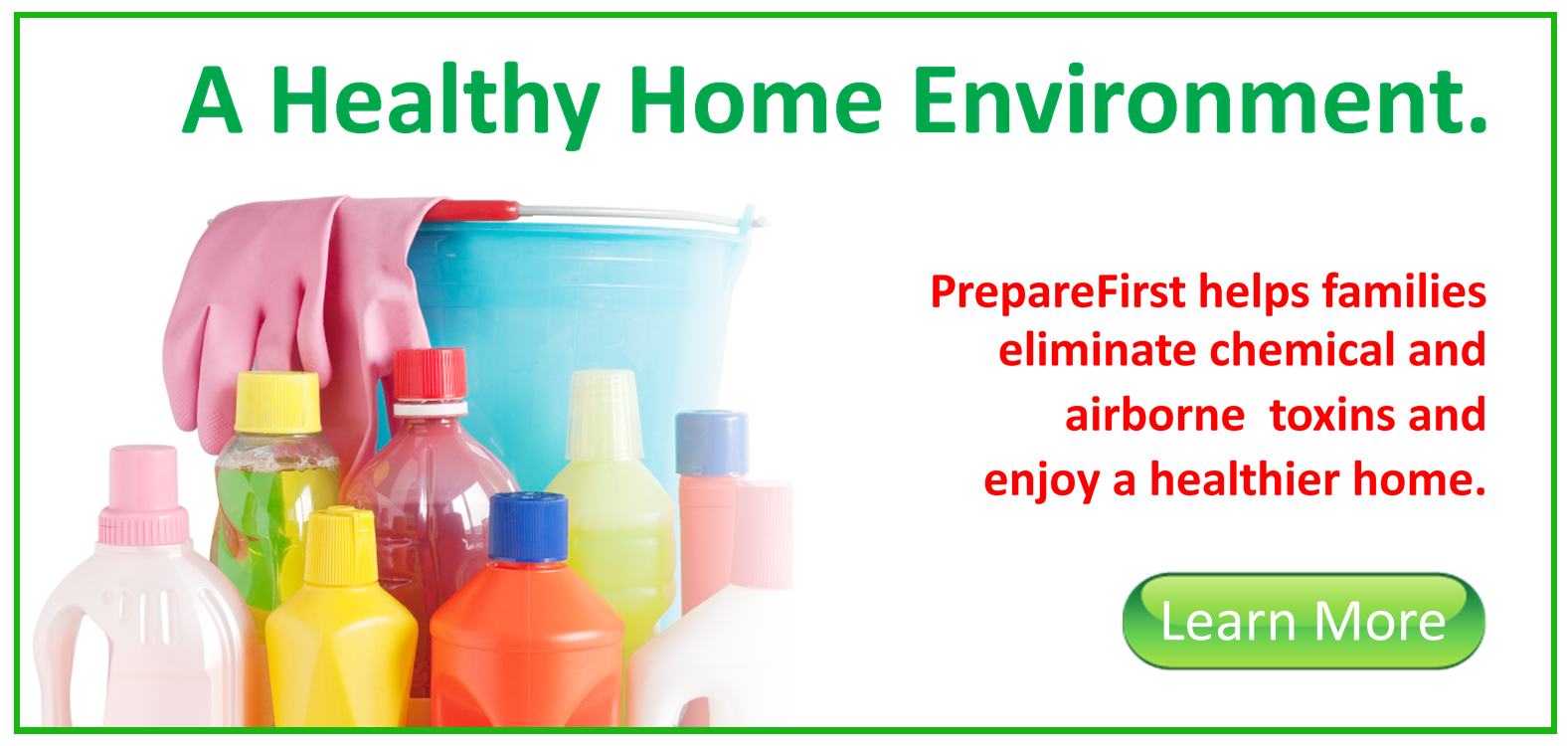 Click here for HOME CHEMICALS & AIR QUALITY