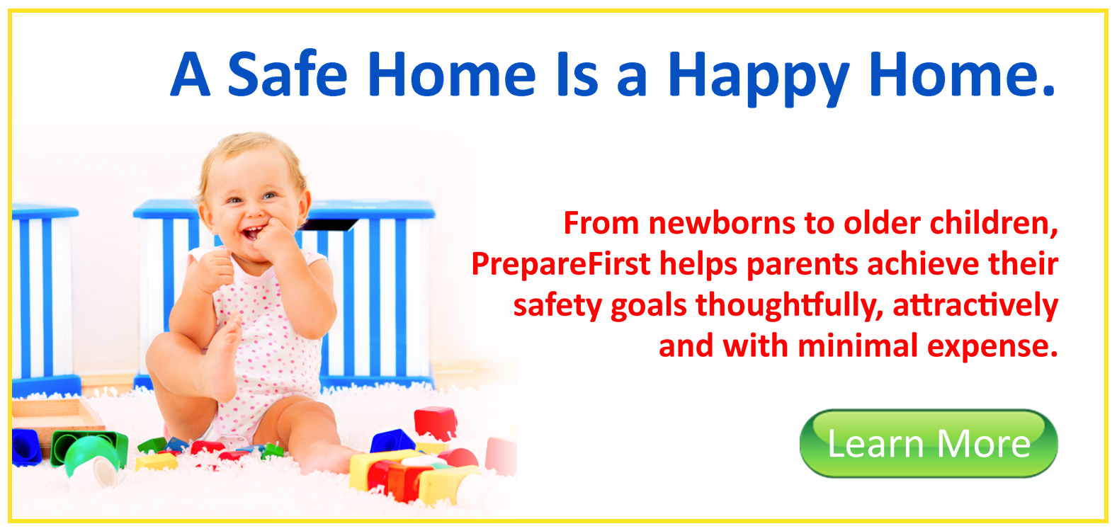 Click here for BABY PROOFING & CHILD SAFETY
